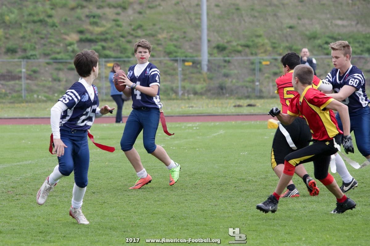 american football halbzeit