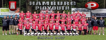 Hamburg PioYouth Team 2017 Titelbild 1 - Foto: H Beck